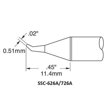 METCAL SSC Soldering Iron Tip