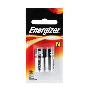 Energizer E90BP-2 N 1.5 Volt Alkaline Battery, 2 Pack