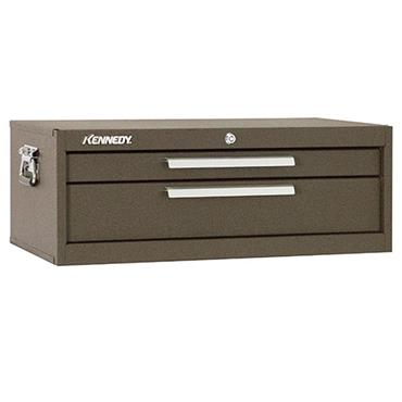 Kennedy 5150  2 Drawer Machinist Chest Base, Brown
