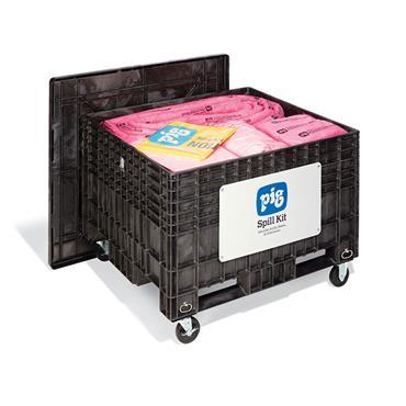 New Pig KIT304 409 Litre HazMat Extra-Large Response Chest Spill Kit