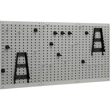 Clarke CWR45C Wall Storage Pegboard Set