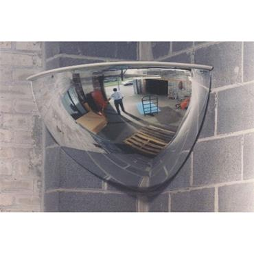 SEE-ALL Industrial Quarter Dome Convex Mirrors