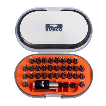 Bahco 60T/31-1 31 Piece Torsion Bit Set