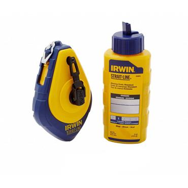 Irwin 64494 30m Speed-Line Reel and Chalk Combos