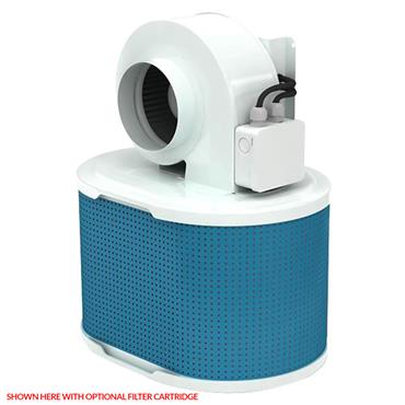 Nederman 240 Volt  Speed Control N3 Fan & Cartridge Filter