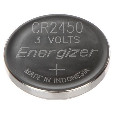 ENERGIZER CR2450 Lithium 3 Volt Coin Battery