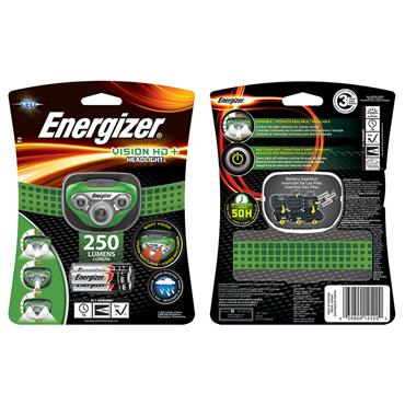 Energizer HDC32E HD Plus LED Headlamp