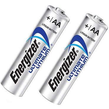 ENERGIZER 634352 Lithium AA  Batteries, Pack of 10