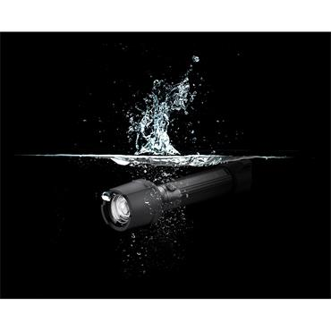 LED LENSER 502187 P7R Rechargeable Work Torch