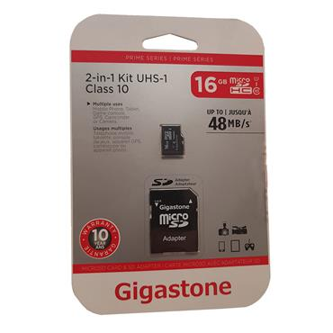 DURACELL 4GB Micro SD Card