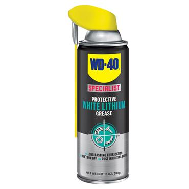 WD-40 Specialist 283ml Protective White Lithium Grease