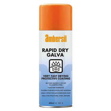 Ambersil 33280 400ml Rapid Dry Galva