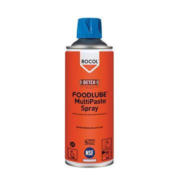 Rocol 15751 FOODLUBE Anti-Seize MultiPaste Spray 400ml