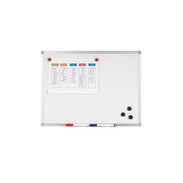 Q-Connect KF04148 Magnetic Drywipe Board 1800x1200mm