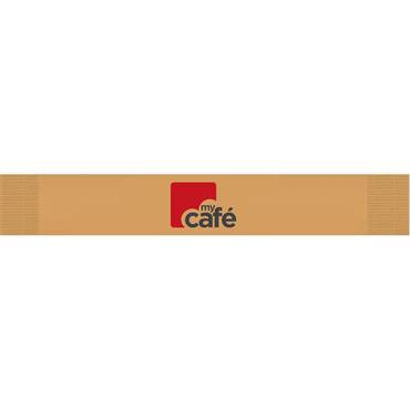 MyCafe MYC10742 Sugar Sticks Brown, Pack of 1000