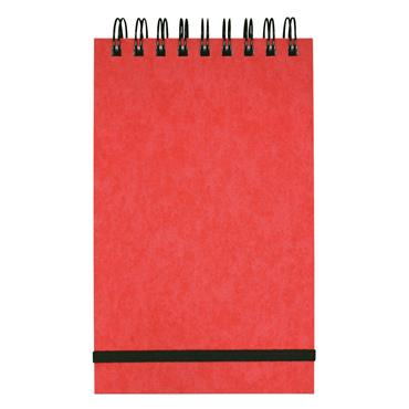 Silvine SV42945 Elasticated Pocket Notepad 76x127mm 192 Pages, Pack of 12
