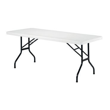 Citec KF72330 Jemini White 1830mm Folding Rectangular Table