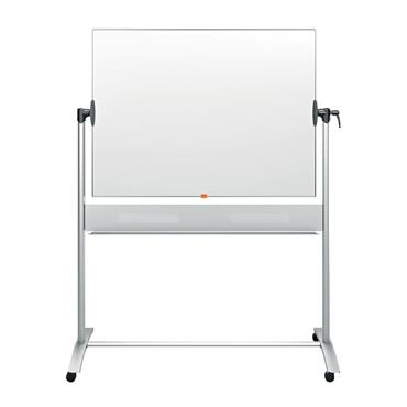 Nobo Classic Enamel Mobile Whiteboard 1200 x 900mm