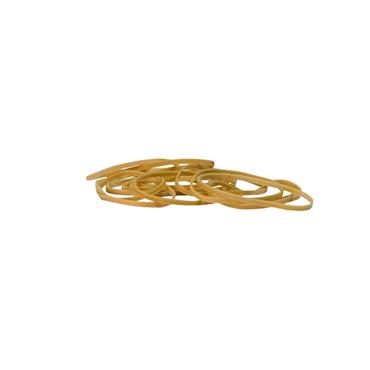 Q-Connect KF10548 No.63 Rubber Bands  76.2 x 6.3mm 500g