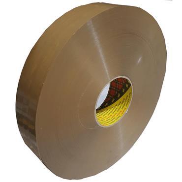 3M Scotch® Box Sealing Tape 371 Buff, 48 mm x 990 m