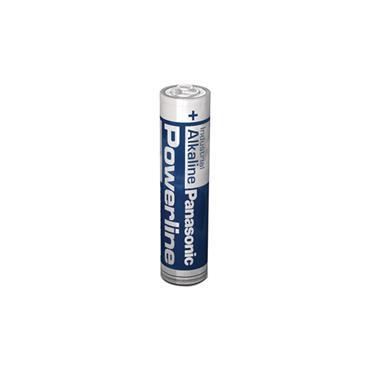 PANASONIC LR03AD/4P AAA Size Powerline Alkaline Batteries