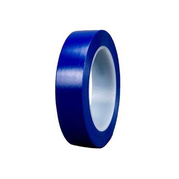 3M 3M06405 Vinyl Tape 471+, 6 mm x 32 m, 0.14 mm, Indigo
