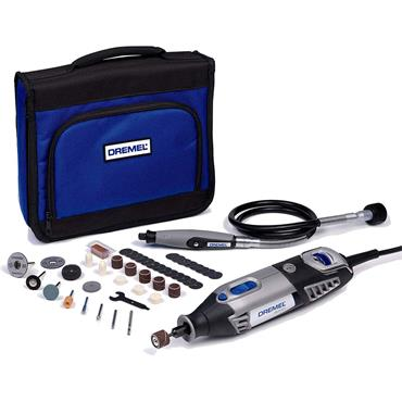 Dremel F0134000JB 240 Volt 4000 Multi Tool 45 Accessories Kit