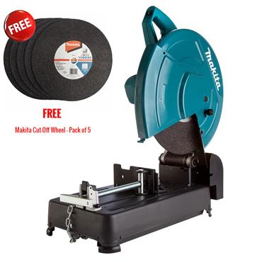 Makita LW1401S 355mm Portable Cut off Saw