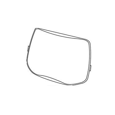 Speedglas Outer Lens 526000 for 9100V Helmet Pack of 10