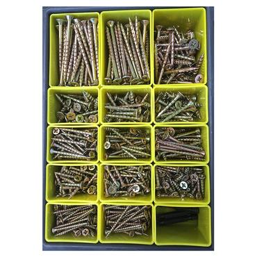Citec Interior Wood Screw Kit Site Case