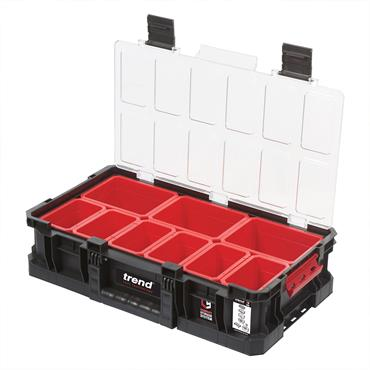 Trend MS/C/100B9 9 Compartment Modular Storage Compact Box