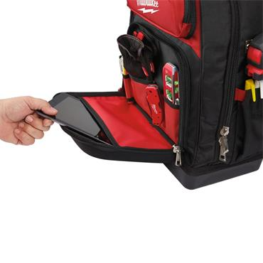 Milwaukee 4932464833 48 Pockets Ultimate Jobsite Backpack