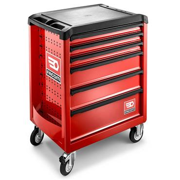 Facom ROLL.6M3 6 Drawer Roller Cabinet Red