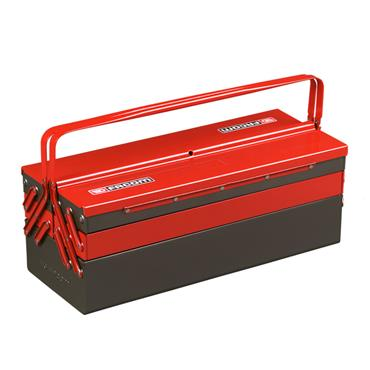 Facom BT.13A Large 5-Tray Metal Tool Box - Large Volume