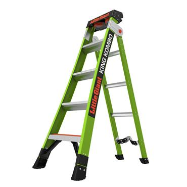 Little Giant King Kombo 5 Foot Ladder
