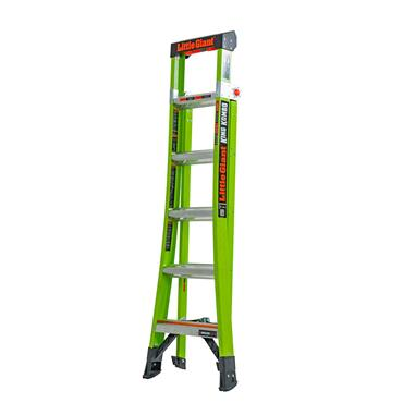 Little Giant King Kombo 6 Foot Ladder