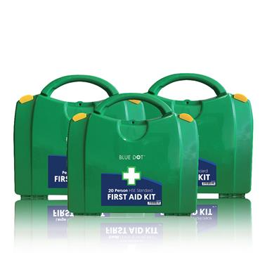BLUE DOT HSE Eclipse 20 Person First AId KIt