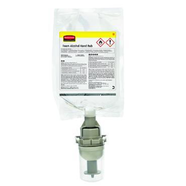 RUBBERMAID 2146691 Autofoam Foam Alchohol Plus Hand Sanitiser Refill
