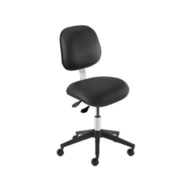 BIOFIT EER-L-RC-FFAC-XF-XA-ISO6 Upholstery Chair, Black