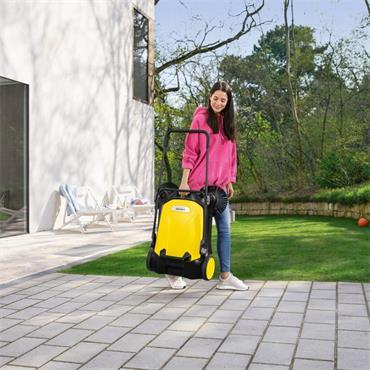 Karcher S 4 20 Litre Push Sweeper Twin