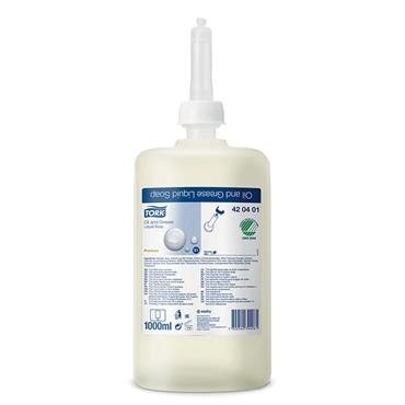 Tork 420401 Oil and Grease Liquid Soap 6 x 1 Litre Case