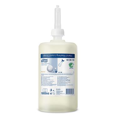 Tork 420810  Hand Washing Liquid Soap (Cosmetic) 6 x 1 Litre Case