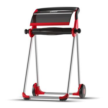 Tork 652008 Floor Stand Red/Smoke