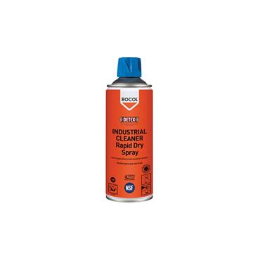 ROCOL 34131 Industrial Cleaner Rapid Dry Spray, 300ml