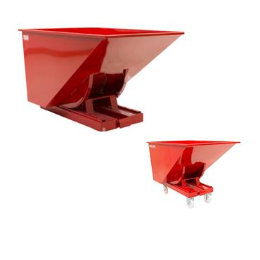 Citec Roll Forward Tipping Skips