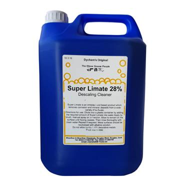 Super Limate Rust /Corrosion/ Mineral Deposits Remover & Descaling Cleaner