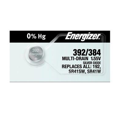 ENERGIZER 392-384TS 1.55v Watch Battery