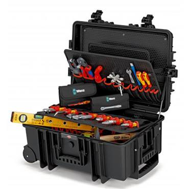 Knipex 00 21 37 Robust45 Electric Tool Case - 63 Parts