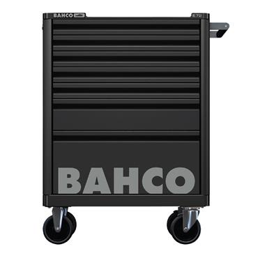 Bahco 1472K7BKFF12SD 7-Drawer Next Generation Tool Trolley with 247 Tools and Accessories