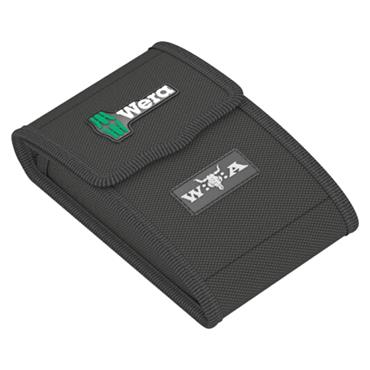 Wera 05134004001 17 Piece Wacken  Screwdriver Bit Set